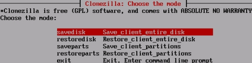 clonezilla Clone Your Hard Drive