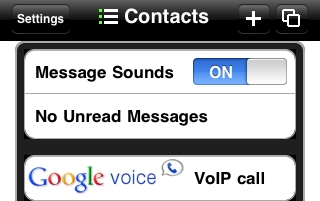 GV Unlimited Free Calling/Texting Over Wifi From Iphone/Ipod Using Google Voice and Talkatone