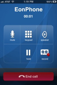 eonphone 200x300 Unlimited Calling For iPhone, Ipods, and Androids