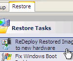 restore 150x126 Restore Your Computer or Server To Different Hardware